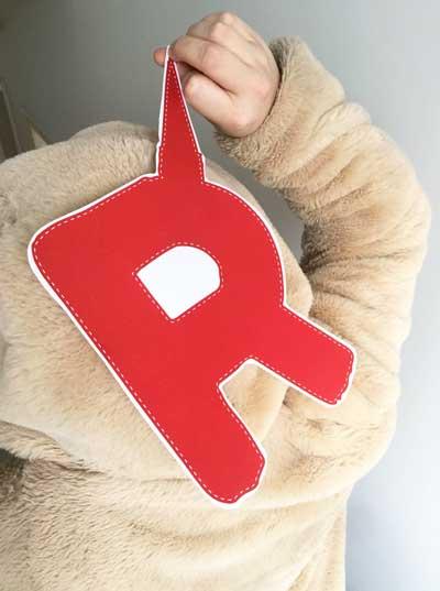 Voorbeeld van een NET & MEN R-poster nav Nationale campagne Zeldzame Ziektendag 2021 door RaDiOrg