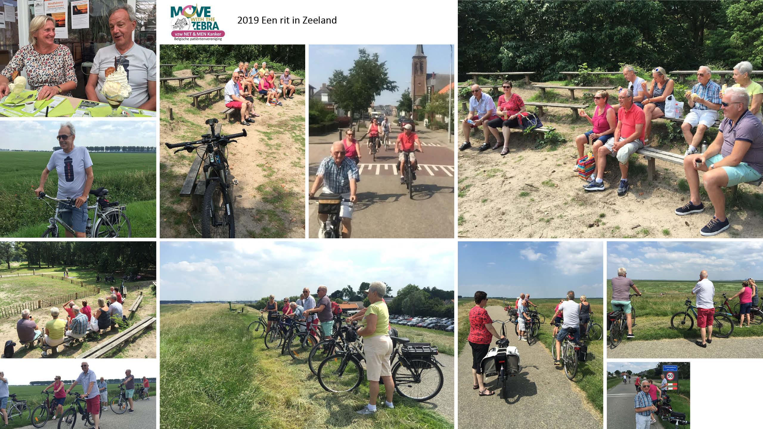 Move with the Zebra bijeenkomst in 2019 in Zeeland